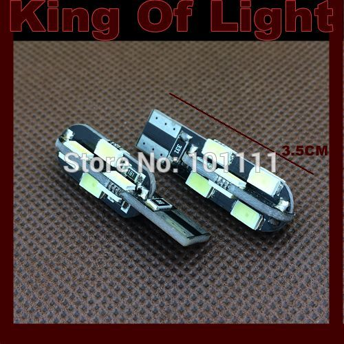 2x High quality led Car styling lighting 194 W5W 12smd T10 wedge 12 led smd 5630 canbus obc error free no error Free shipping