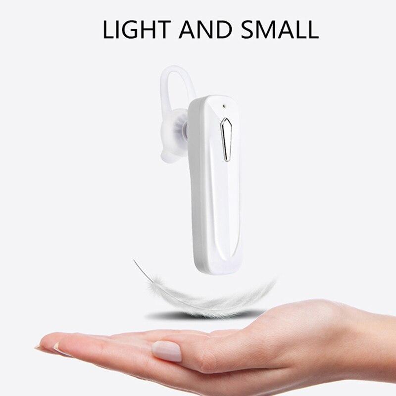 Bluetooth Earphone Wireless Headphone With Mic Headset Earbud For Meizu 16 Plus 16X 15 V8 Pro X8 U20 U10 Pro 7 Plus M5s M6S M6 (10)