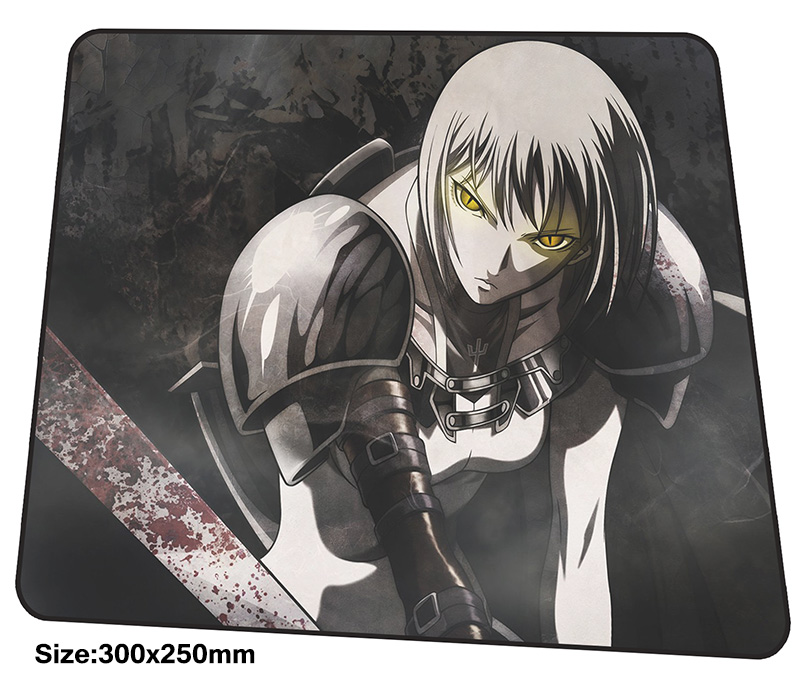 claymore mouse pad 300x250mm mousepads best gaming mousepad gamer HD pattern large personalized mouse pads cool new pc pads