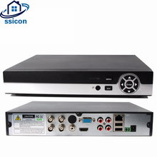 SSICON H.264 4CH 1080N 25fps 5IN1 CCTV Video Recorder 4 Channel AHD DVR Hybird NVR AHD/TVI/CVI/CVBS/IPC Camera Video Recorder xvr 16ch channel cctv video recorder 1080p hybrid nvr ahd tvi cvi hi3521a 8ch dvr 16ch 1080n 5 in 1 xmeye p2p dvr freeshipping