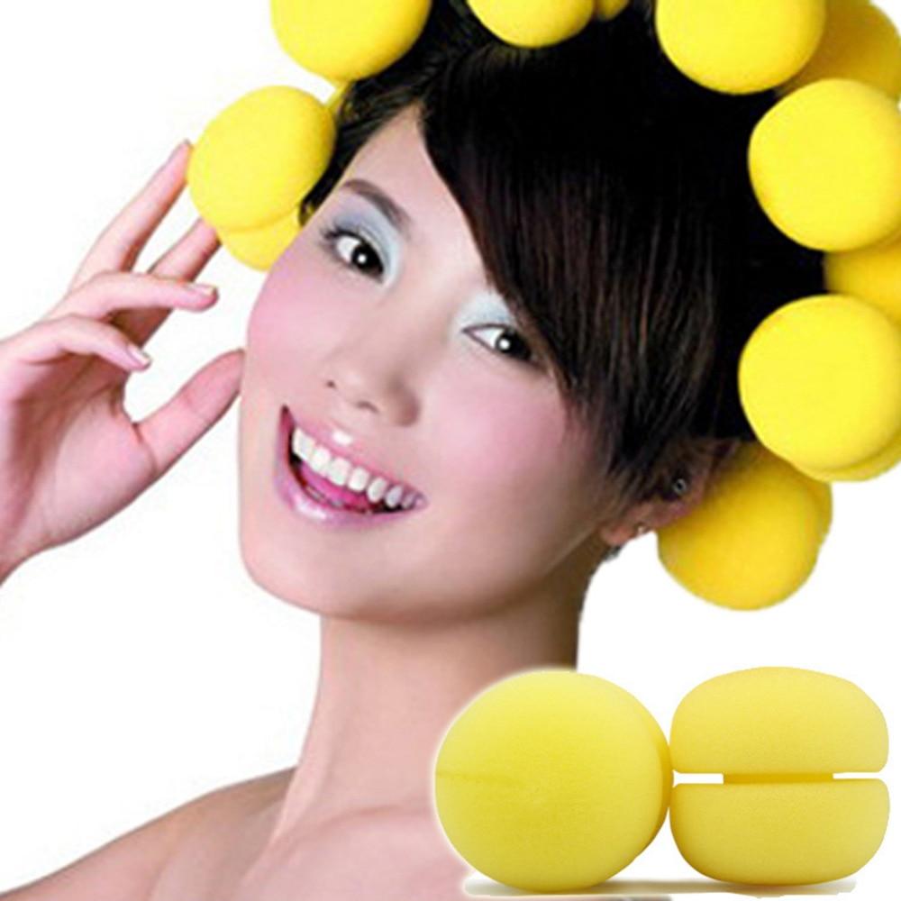 Aliexpress.com : Buy Hair Rollers Curlers Mushroom Sponge ...