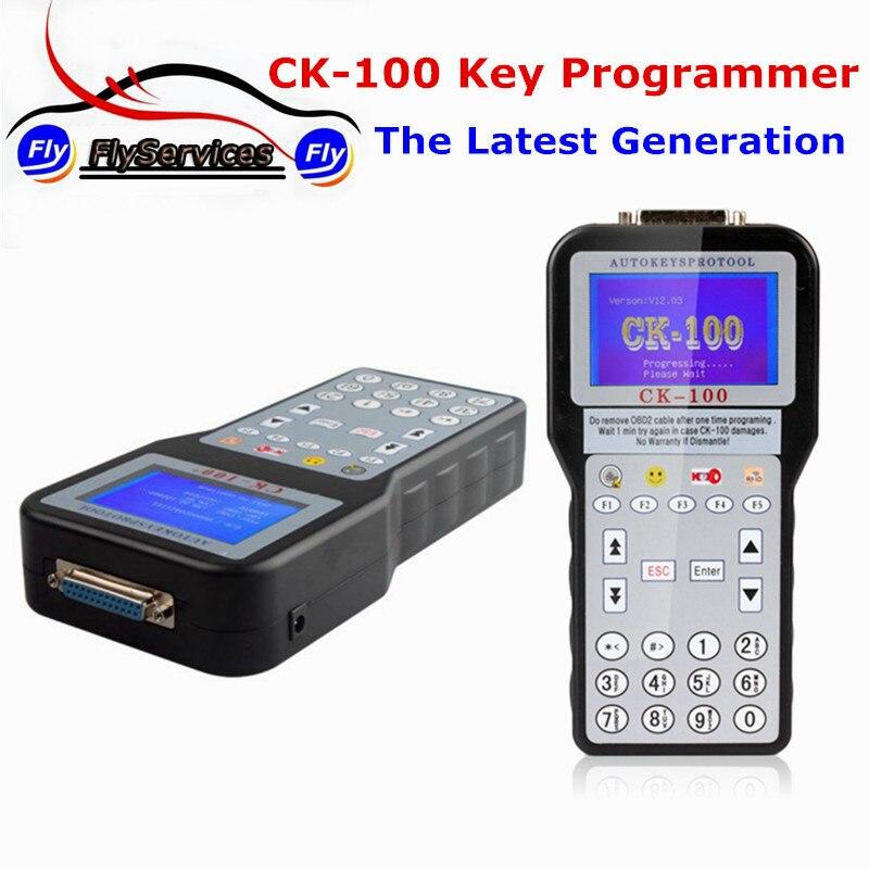 New Release V99.99 CK 100 CK-100 Key Programmer Best Price CK100 Auto Programmmer 7 Languages Optional For Mulit- Brand Car xtool x100 pro auto key programmer