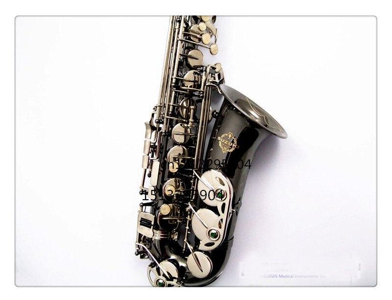 2017 New Free shipping SUZUKI Alto Saxophone Instrument musical black nickel Alto nickel key E flat beginner professional salmar 54 selmer alto saxophone e musical instrument professional saxophone