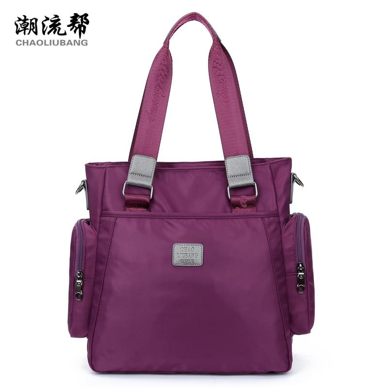 Nylon women's handbag waterproof shoulder bag handbag brief all-match 2015 oxford fabric bag men fashion от Aliexpress INT