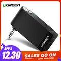 Ugreen Ricevitore Bluetooth 4.2 Ricevitore Audio Bluetooth Senza Fili 3.5 millimetri Auto Aux Adattatore Bluetooth per Speaker Cuffia a Mani Libere