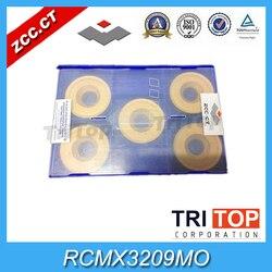 Darmowa wysyłka RCMX ZCCCT cementowane wstawki karbidowe RCMX3209MO YBC251 narzędzia CNC części do cięcia w Narzędzia tokarskie od Narzędzia na