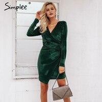 Элегантное платье от Simplee