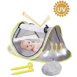 Portatile Camera da letto del bambino Culla di Zanzara Tenda Netto Multi-Funzione Cradle Bed Infantile Pieghevole Zanzara Rete Letto Vestito per Esterno
