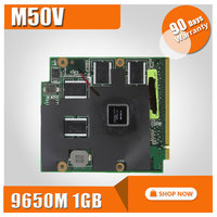 Graphic Card For ASUS Free Bios M50V M50VM M50VC M50VN X57 Notebook G96 650 C1 Upgrade
