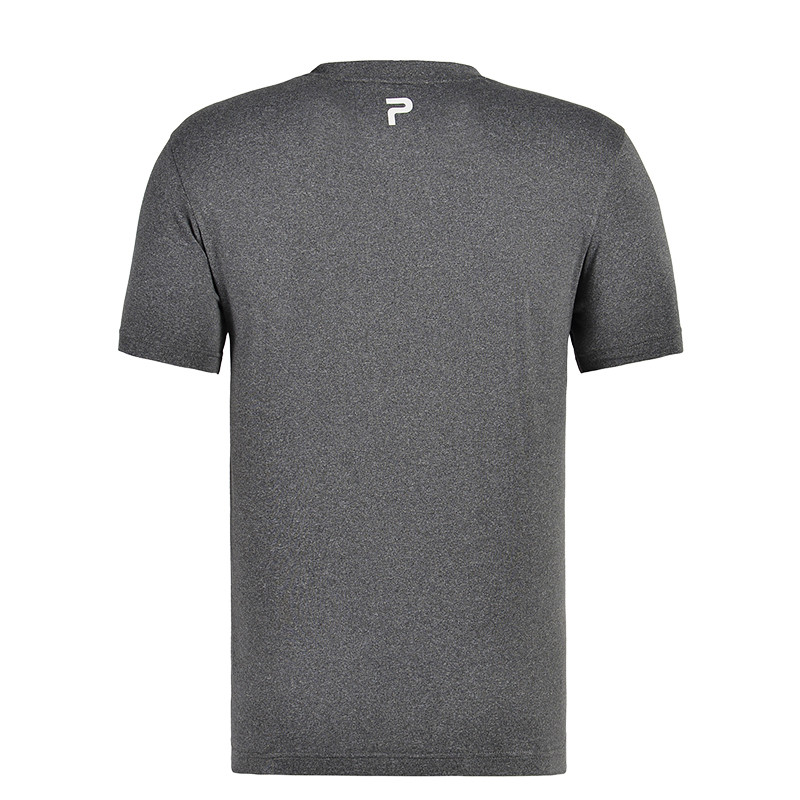 Outdoor Sport T Shirt Men Women Solid Color Short Sleeve Gym T-shirts Homme Quick Dry Clothing Running Hiking Cycling Round Neck