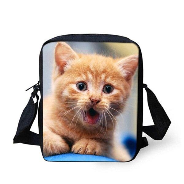 FORUDESIGNS/женская маленькая сумка через плечо с объемным рисунком собаки чихуахуа, модные женские сумки-мессенджеры, сумки через плечо - Цвет: W1928E