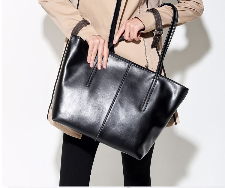 women leather handbags genuine leather bags messenger bags (4)