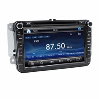 2 Din dvd плеер автомобиля ПК gps навигации стерео видео мультимедиа Экран для VW/Passat/Поло/GOLF /Skoda/Seat/sharan/Джета