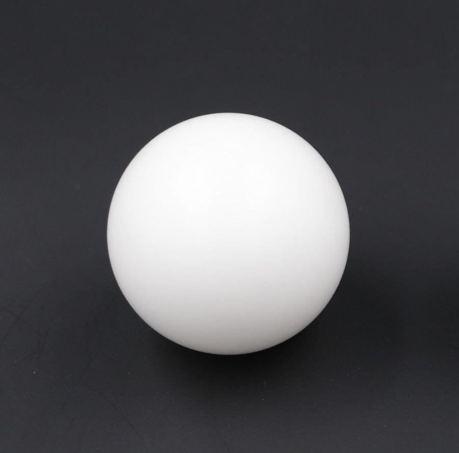 1 Pcs 1.5 ''(38.1mm) Delrin (pom) Plastic Effen Ballen Voor Klep Componenten, Lagers, Gas/water Toepassing Goedkope Verkoop