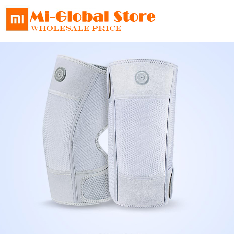 Xiaomi PMA Knee Pads Far Infrared Magnetic Therapy Treatment Belt Graphene fever Ultra-thin Ultra-Soft Anti-scald for parents