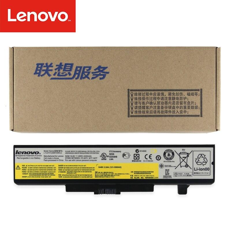 Original Laptop Battery For Lenovo  IdeaPad  G480 G485 Y480 G410 G400 G500 G510 G580 G485 Z480 Z485 G585  10.8V 48Wh 4400mAh