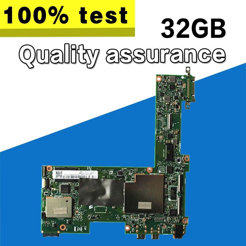 For Asus Transformer T100TA Motherboard 32GB SSD Logic Board Mainboard