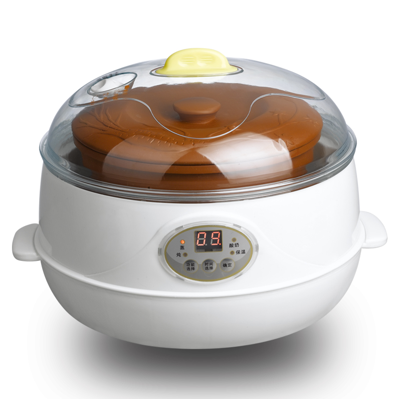 220V/500W Multifunction Electric Slow Cooker Electric Steamer Mini Casserole Crockpots casserole set