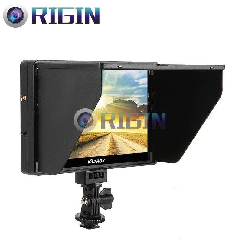 bilder für Viltrox DC-70HD Clip-on 7 ''1920x1200 IPS HD LCD Kamera Video Monitor Display HDMI Av-eingang für Canon Nikon DSLR BMPCC 5D3