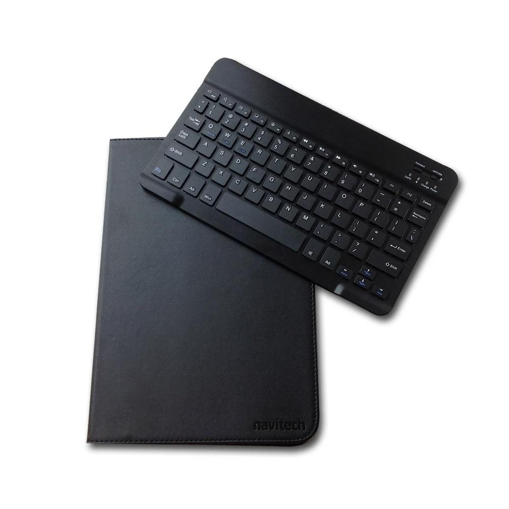 10.1 Inch Universal Case For Samsung Galaxy Tab 4 Advanced SM-T536 Bluetooth Keyboard Cover For Galaxy Tab 4 Advanced Tablet
