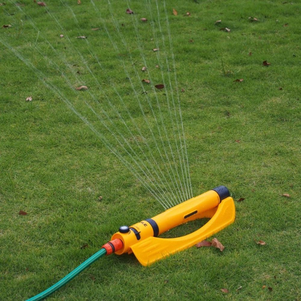 3 In 1 6 12 19 Holes Garden Watering Sprinkler For Lawn