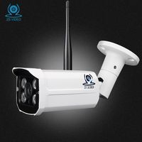 ZSVEDIO Wireless IP Camera Alarm System CCTV NVR IP Cameras 1080 IP Camera Wi Fi Night