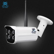 ZSVEDIO Wireless IP Camera Alarm System CCTV NVR IP Cameras 1080 IP Camera wi-fi Night Vision Device Monitor Waterproof Webcam