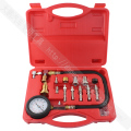 Automotive Tools TU-15A Diesel Engine Compression Tester Kit Engine Pressure Gauge 0~1000psi