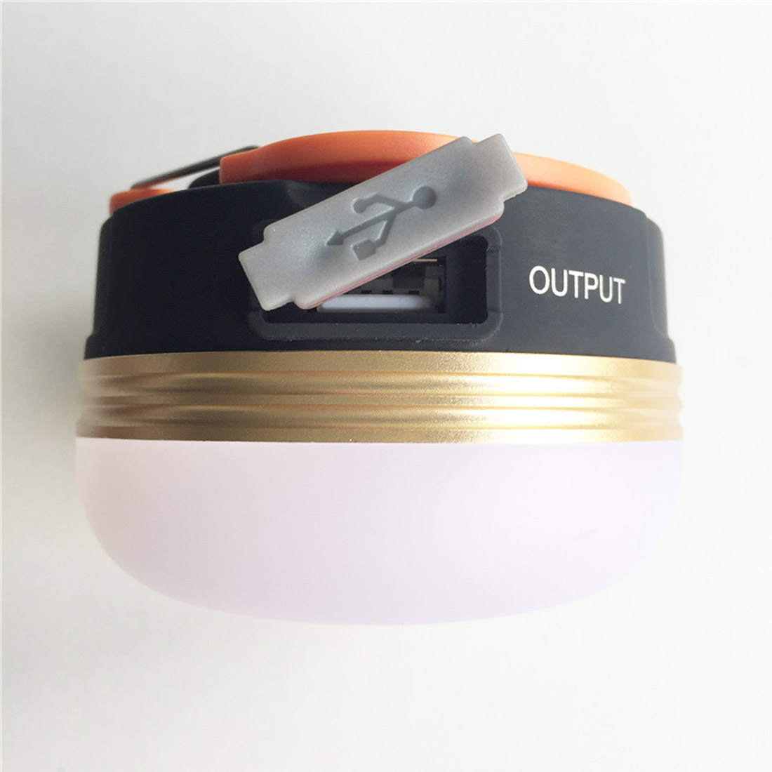 Multifunction USB Camping Lights LED Flashlight Outdoor Portable Lantern Mini Tent Light Emergency Lamp Pocket Torch