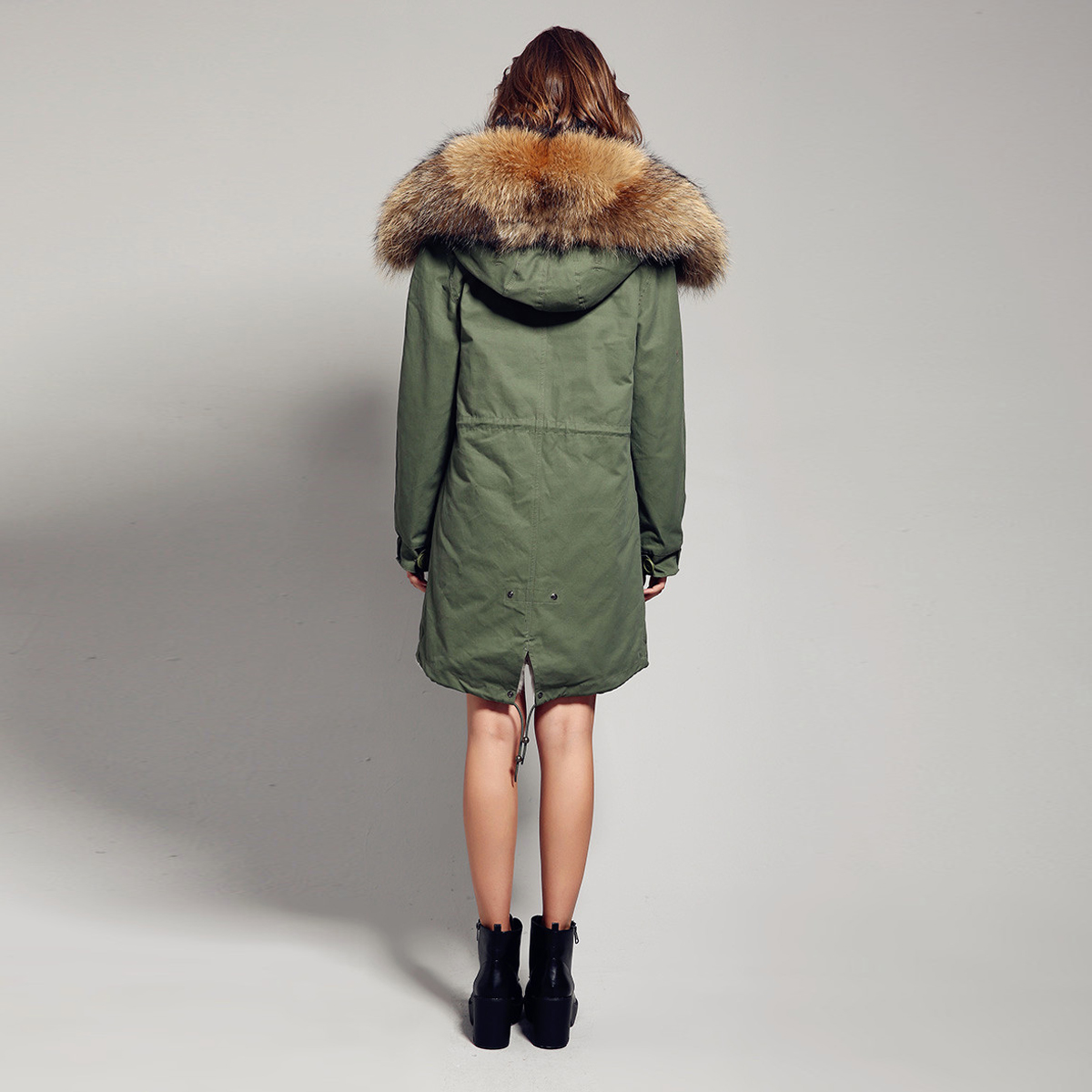 jacket winter Women natural