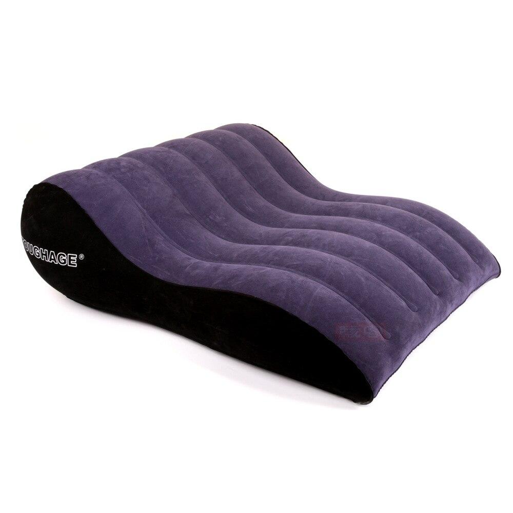Nouveau! Haute qualité gonflable sexe meubles Position oreiller coussin chaise canapé BDSM adulte Sex Toys pour Couples produits érotiques