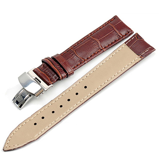 Folding Clasp Leather Wristbands
