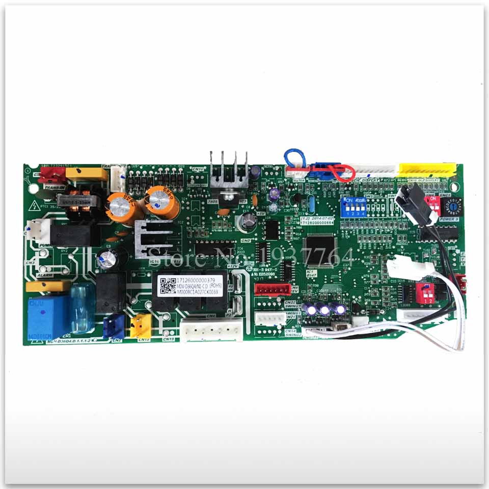 95% new for Air conditioning computer board circuit board MDV-D36Q4/N1-C.D MDV-D36Q4.D.1.1.1-2 good working цена