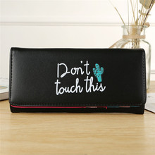 hot deal buy aotian simple retro women wallets hasp long wallet coin purse card holders handbag leather wallets purses for students a30