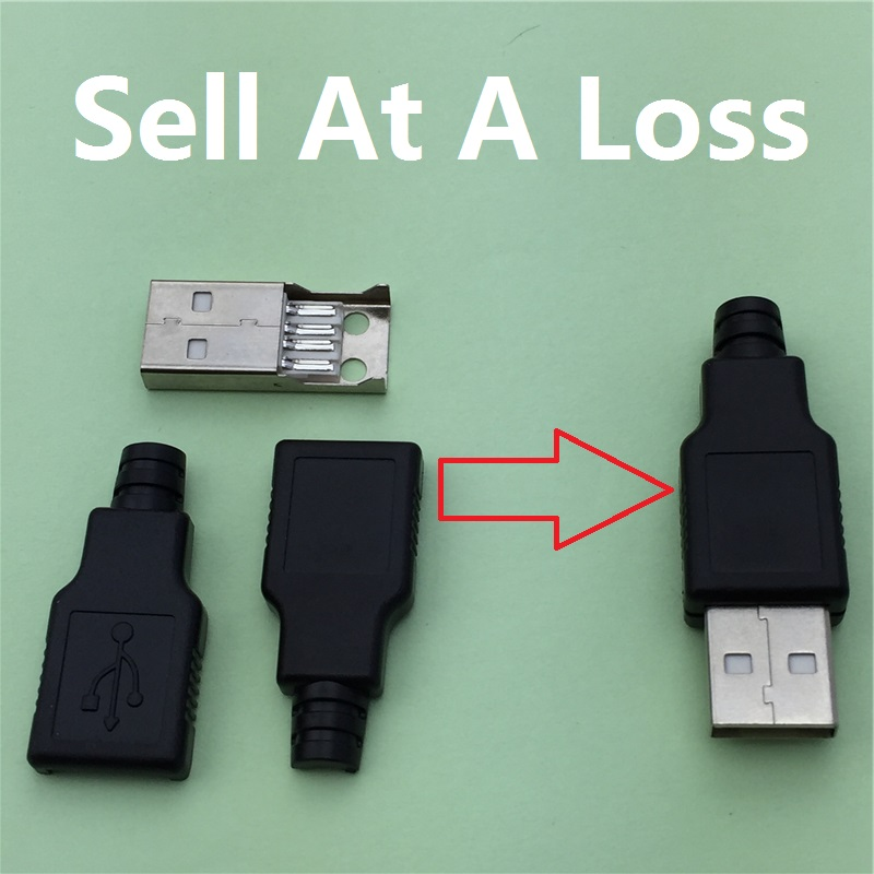 10pcs/lot USB Male 4Pin A Type Plug Connector G41 with Plastic Cover for Data Connection Interface Charging Free Shipping 10pcs g45 usb b type female socket connector for printer data interface high quality sell at a loss usa belarus ukraine