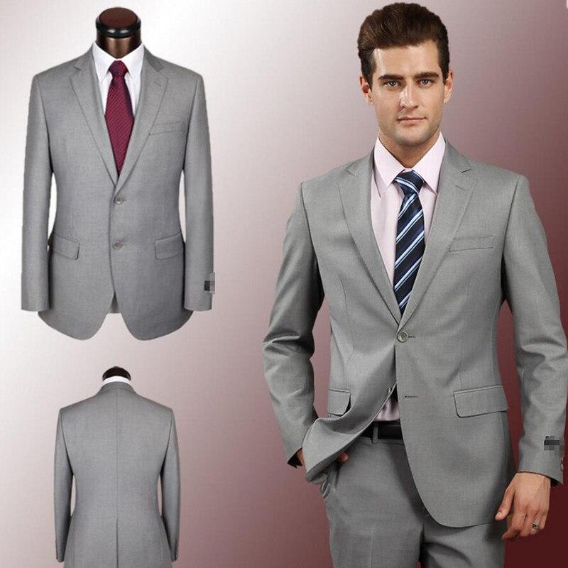 font b Men s b font font b suits b font gray font b suit