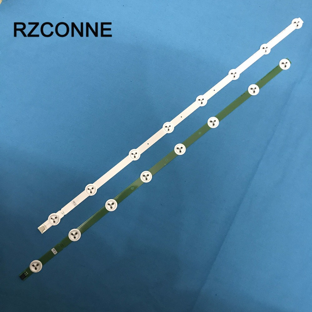 4pcs 58cm LED Strip 8led For LG Vizio 32'' ROW Rev0.1 6916L-1220A 6916L-1219A 6916L-1111A 6916L-1112A E320-A0 LC320DXN(SF)(R1)