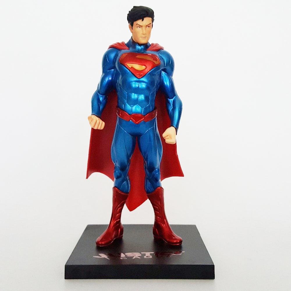 Superman ARTFX + Justice League New52 PVC Action Figure 180MM Anime - Խաղային արձանիկներ - Լուսանկար 1