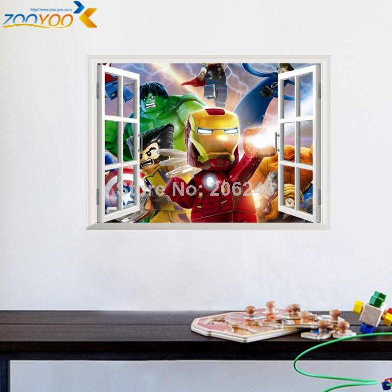 Buy Lego Art And Get Free Shipping On AliExpresscom - Lego wall decals vinylaliexpresscombuy free shipping lego evolution decal wall