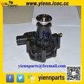 YANMAR 3TNE88 bomba de agua 129001-42001 129100-42002 para excavadora y reparación de piezas de motor diesel carretilla elevadora