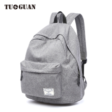 Tuguan Women Men Backpacks Student School Bag Teenager Girls Boy Canvas Travel Back Pack Rucksack Bagpack Female Backpack Bags