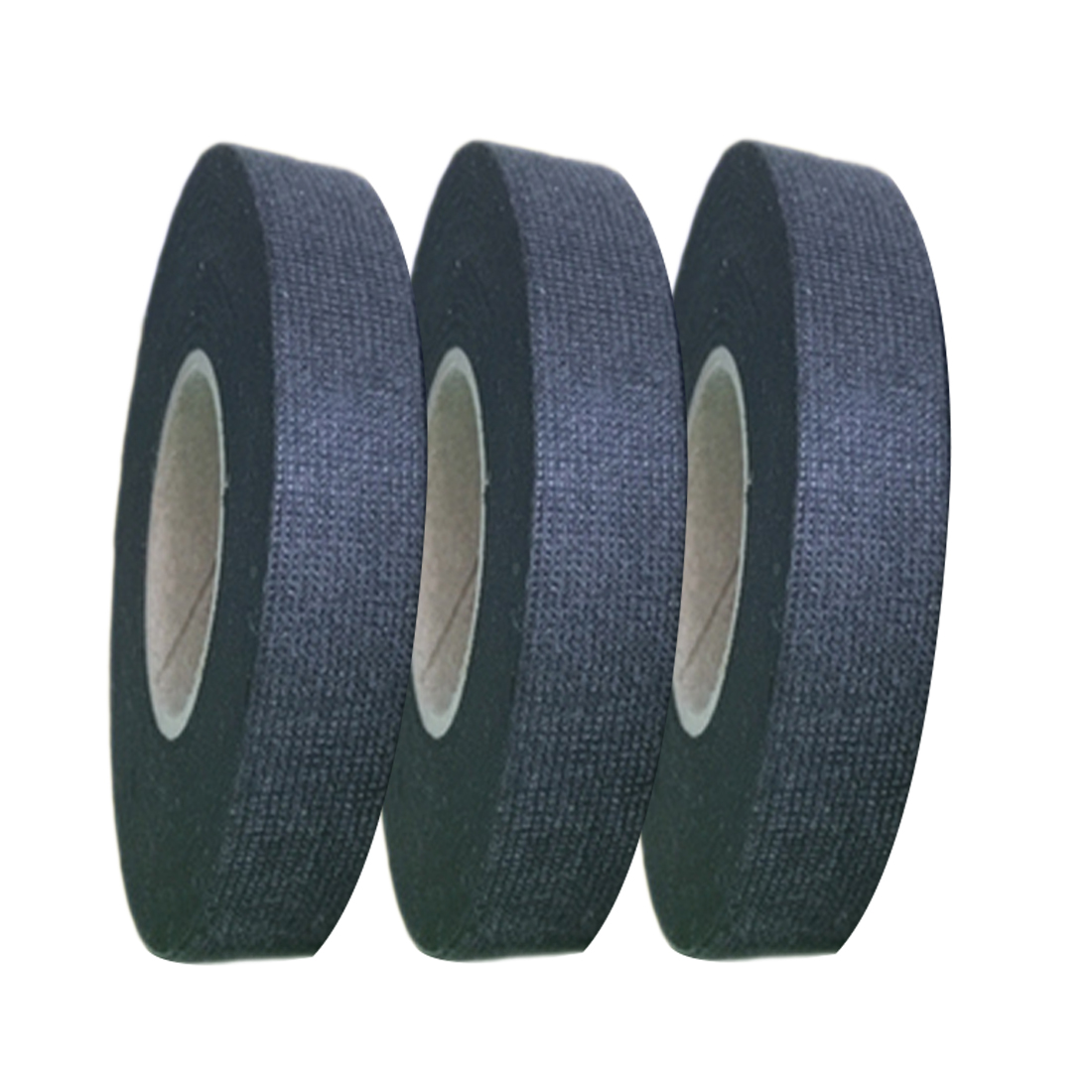 New 1pc Heat-resistant 19mm x 15m Adhesive Flannel Fabric Cloth Tape Cable Harness Wiring For Car Auto Repair Parts Tool