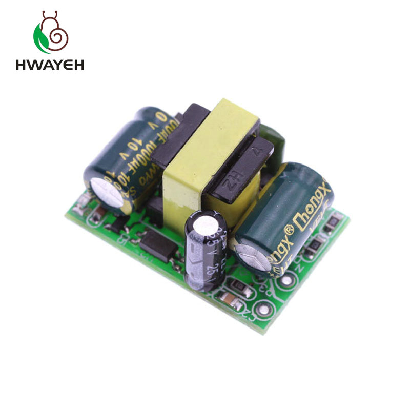 AC-DC 5V 700mA 3.5W Precision Buck Converter AC 220v To 5v DC Step Down Transformer Power Supply Module 12V 400MA 3.3V 700MA