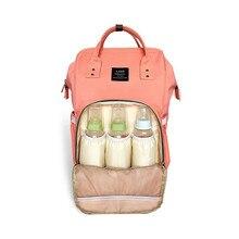 Мода мумия Материнство подгузник сумка бренда большой Ёмкость маленьких сумка рюкзак дизайнер кормящих сумка для Уход за младенцами