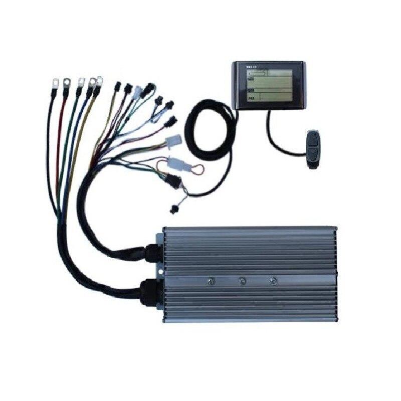 1000 W Motor Controller Mit Lcd Display Für E-roller Geschwindigkeit Meter ZuverläSsige Leistung
