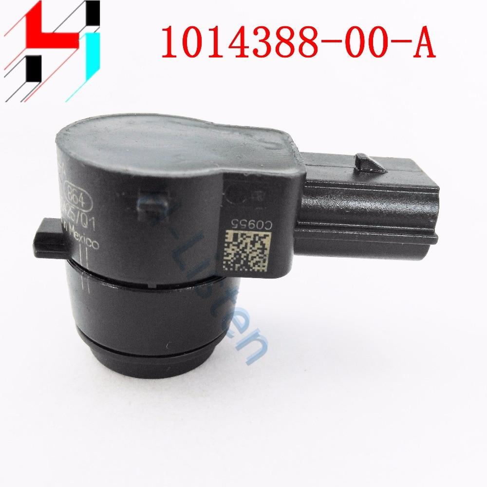 (10pcs) Free shipping PDC Parking Assist Sensor 1014388-00-A 0263023630 Reversing Radar For S 70 S P85D S 85D S 90