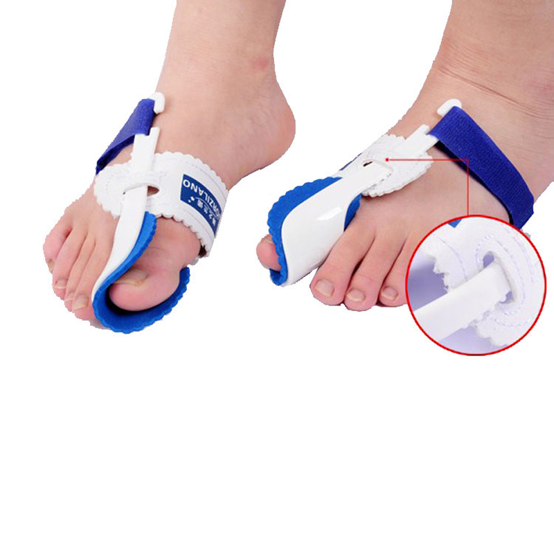 1 Pair Bunion Adjuster Pro Hallux Valgus Corrector Pedicure Device Bone Thumb Orthotics Toes Separators Foot Care Tool Massager 1pair free size toe straightener big toe spreader correction of hallux valgus pro toe corrector orthopedic foot pain relief