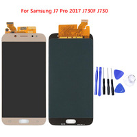 Replacement LCDs For Samsung Galaxy J7 Pro 2017 J730 J730F LCD Display Digitizer Touch Screen Digitizer