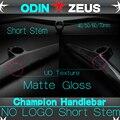 UD Custom Чемпион короткий стволовый MTB велосипедный руль 6 градусов цельный Интегрированный руль со стеблем без логотипа или красочного