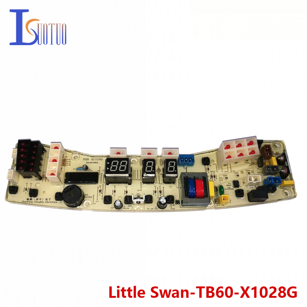 Little Swan washing machine brand new computer board TB60-X1028G TB65-X1028G(S) TB65-2088G  brand new washing machine timer dxt 15f g 3 5a 250v 180 degree